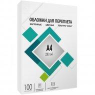 Обложки «Гелеос» CCA4B, 100 шт
