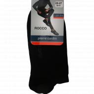 Носки мужские «Pierre Cardin» Rocco чёрные, размер 39-41.