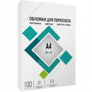 Обложки «Гелеос» CCA4BL, 100 шт