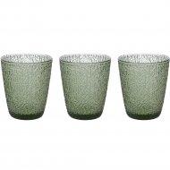 Набор стаканов «Tognana» Glass Verde, N3585J70VER, 280 мл