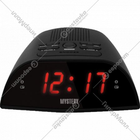Часы-будильник с радио «Mystery» MCR-48.