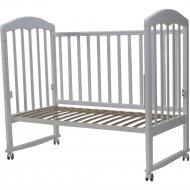 Кровать детская «Топотушки» Сильвия-2, 44, белый