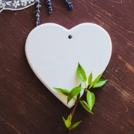 Подвеска «Сердце».