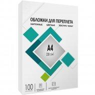 Обложки «Гелеос» CCA4W, 100 шт