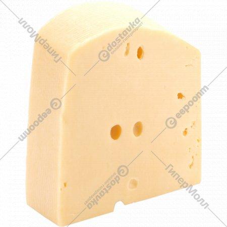 Сыр «Маасдам» 45%, 1 кг., фасовка 0.3-0.4 кг