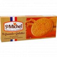 Сливочное печенье «St Michel» с карамелью, 150 г.