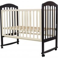 Кровать детская «Топотушки» Сильвия-2, 44, венге/слоновая кость