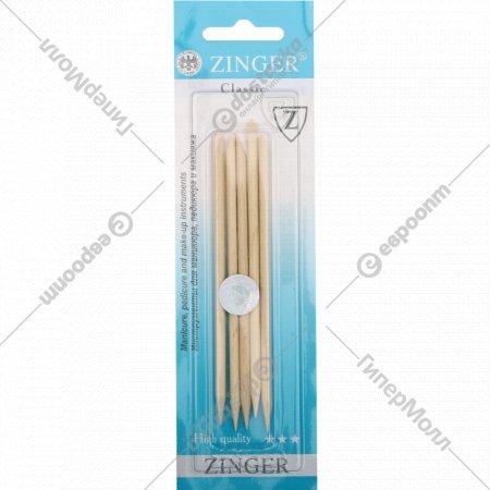 Палочки «Zinger» деревянные IG001-5 12 см, 5 шт.