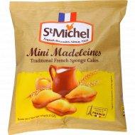 Бисквитное печенье «St Michel» Мадлен, 175 г.