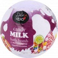Бомба для ванн «Dolce Vero» Candy Milk, 75 г