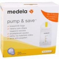 Пакеты для хранения грудного молока «Medela» 20 шт.