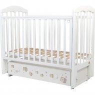 Кровать детская «Топотушки» Сильвия-7, 65, Лучик
