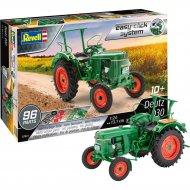 Сборная модель «Revell» Easy-Click, Трактор Deutz D30
