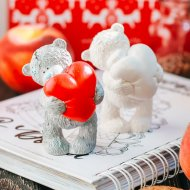 Набор «Мишка с сердцем 3» 5025.