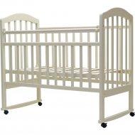 Кровать детская «Топотушки» Лира-2, 23, слоновая кость