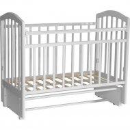 Кровать детская «Топотушки» Лира-5, 32, белый