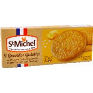 Сливочное печенье «St Michel» с морской солью, 150 г.