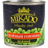Горошек зелёный «Mikado» Нежный 420 г.
