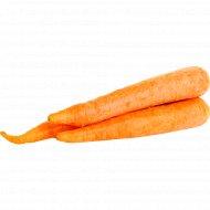 Морковь мытая, 1 кг., фасовка 1.2-1.6 кг