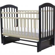 Кровать детская «Топотушки» Лира-5, 32, венге/слоновая кость