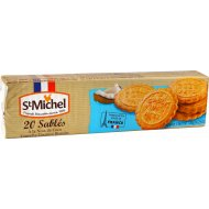 Печенье «St Michel» с кокосовой стружкой, 120 г.