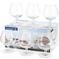 Набор бокалов для коньяка «Luminarc» French brasserie, 250 мл, 6 шт