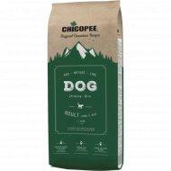 Корм для взрослых собак «Чикопи» Pnl Эдалт, ягненок с рисом, 20 кг.