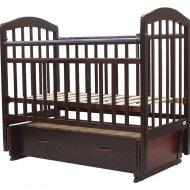 Кровать детская «Топотушки» Лира-7, 30, венге