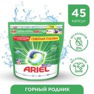 Капсулы для стирки «Ariel» Все в 1 PODs, Горный родник, 45 шт