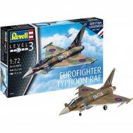 Сборная модель «Revell» истребитель Eurofighter Typhoon RAF