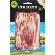 Продукт из мяса свинины мясной сырокопченый «Бекон да яечнi» 220 г