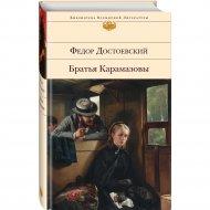 Книга «Братья Карамазовы».