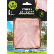 Продукт из свинины мясной копчёно-варёный «Кумпяк да тостаў» 220 г
