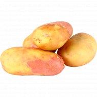 Картофель ранний мытый, 1кг., фасовка 2-2.5 кг