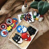 Подарочный набор магнитов «Супергерои».