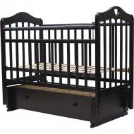 Кровать детская «Топотушки» Оливия-7, 36, венге