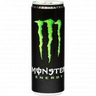 Напиток энергетический «Monster Energy» 0.355 л.
