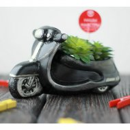 Кашпо «Мотоцикл» 1089.