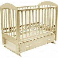 Кровать детская «Топотушки» Дарина-6, 03, слоновая кость