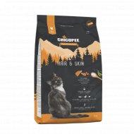 Корм сухой для кошек «Chicopee» для красоты шерсти, 1.5 кг.