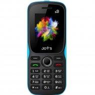 Мобильный телефон «Joys» S3 DS Black Blue.