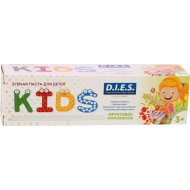 Зубная паста «D.I.E.S» фруктовое мороженое 45 г.