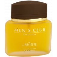 Парфюмерная вода «Men`S Club Tradition» для мужчин, 90 мл.