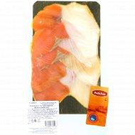 Филе кусочки «РыбаХит» без кожи, масляная рыба, кета, 120 г.