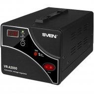 Стабилизатор напряжения «Sven» VR-A2000.