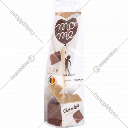 Шоколад молочный «Mome» с корицей, 33 г