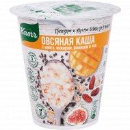 Каша овсяная «Knorr» манго, инжир, финики и чиа, 45 г