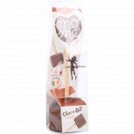 Шоколад молочный «Mome» с соленой карамелью, 33 г