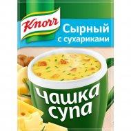 Суп «Knorr» сырный 15.6 г