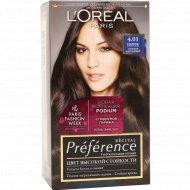 Краска для волос «L'oreal Preference» каштан 4.01.